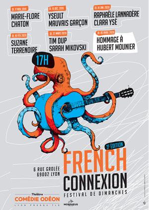 Plus d'infos sur l'évènement FESTIVAL FRENCH CONNEXION