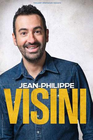 JEAN PHILIPPE VISINI ESPACE GERSON spectacle de café-théâtre