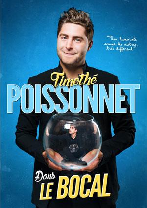 Plus d'infos sur l'évènement TIMOTHE POISSONNET