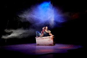 LA MECANIQUE DU HASARD POLE CULTUREL DES COEVRONS pièce de théâtre contemporain
