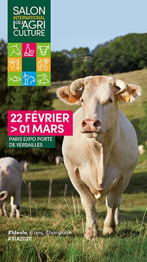 57EME SALON INTERNATIONAL Paris Expo Porte de Versailles foire