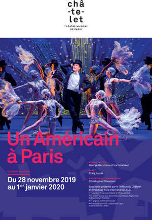 Plus d'infos sur l'évènement UN AMERICAIN A PARIS
