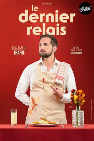 BENJAMIN TRANIE THEATRE LE COLBERT one man/woman show