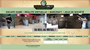 GUILD OF GAMERS EXPERIENCE CENTRE COMMERCIAL SUPERGREEN activité, loisir