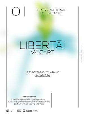 Plus d'infos sur l'évènement LIBERTA !
