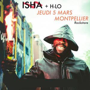 Plus d'infos sur l'évènement ISHA + HLO