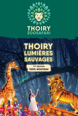 ZOOSAFARI DE THOIRY PARC ET CHATEAU DE THOIRY visite de parc animalier