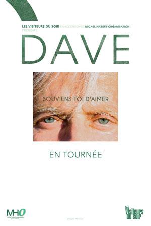 Plus d'infos sur l'évènement DAVE