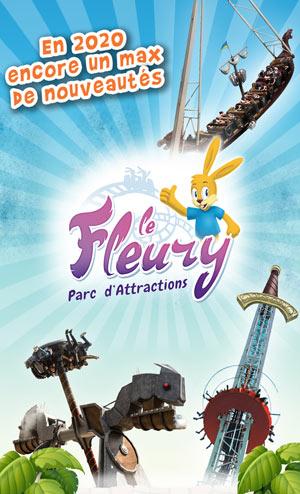 LE FLEURY LE FLEURY événement