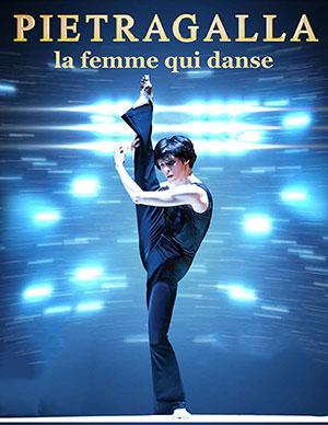 PIETRAGALLA : LA FEMME QUI DANSE Mégacité spectacle de danse contemporaine