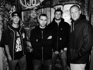 TERROR L'ORANGE BLEUE concert de hard-rock métal