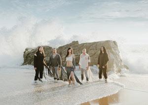 VISIONS OF ATLANTIS + CHAOS MAGIC Le Ferrailleur concert de hard-rock métal