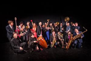 WHO'S THE CUBAN ORCHESTRA La Souris Verte concert de musique d'Amérique