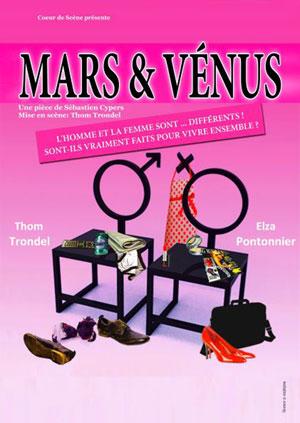Plus d'infos sur l'évènement MARS & VENUS