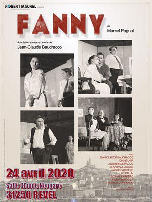 Plus d'infos sur l'évènement FANNY
