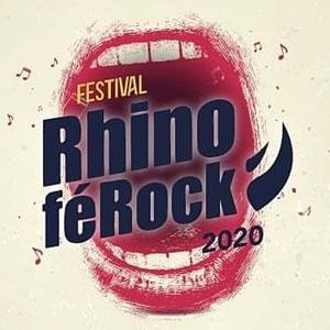 RHINOFEROCK  FESTIVAL 2020 SAMEDI LA FORGE concert de rock
