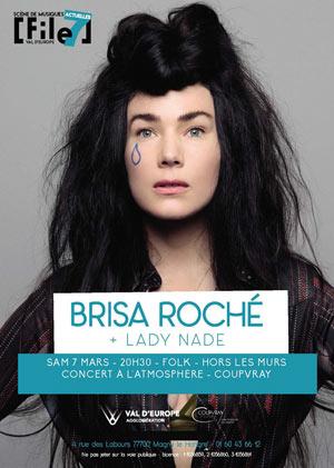 Plus d'infos sur l'évènement BRISA ROCHE