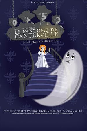 LE FANTOME DE CANTERVILLE Théâtre Essaion de Paris pièce de théâtre pour enfant