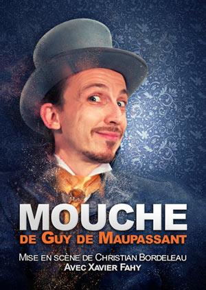 MOUCHE DE GUY DE MAUPASSANT CARRE RONDELET pièce de théâtre musical