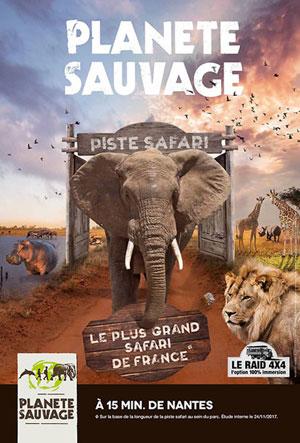 PLANÈTE SAUVAGE PLANÈTE SAUVAGE visite de parc animalier