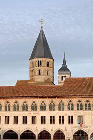 ABBAYE DE CLUNY Abbaye De Cluny visite de monument