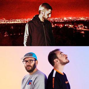 AL TARBA X SENBEI + THE GEEK X VRV LE NOUMATROUFF concert de rap hip-hop