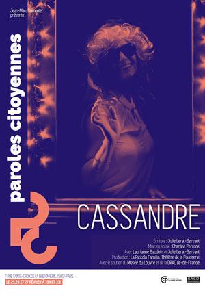 Plus d'infos sur l'évènement CASSANDRE