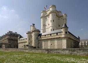 CHATEAU DE VINCENNES Château de Vincennes visite de monument