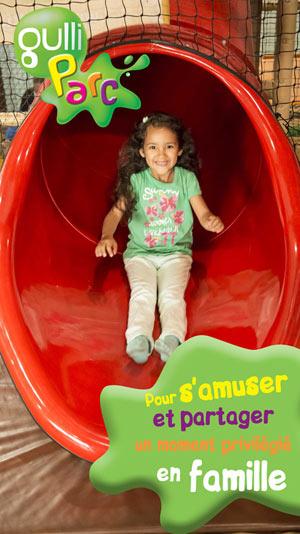 GULLI PARC CESSON GULLI PARC CESSON atelier pour enfant