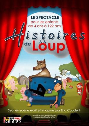 HISTOIRES DE LOUP