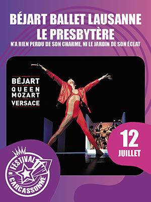 LE PRESBYTERE THEATRE JEAN DESCHAMPS spectacle de danse contemporaine