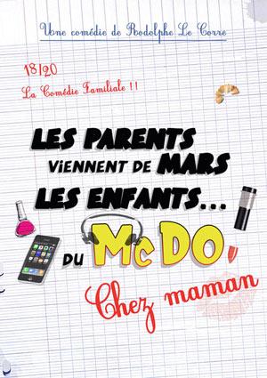 LES PARENTS VIENNENT DE MARS ...
