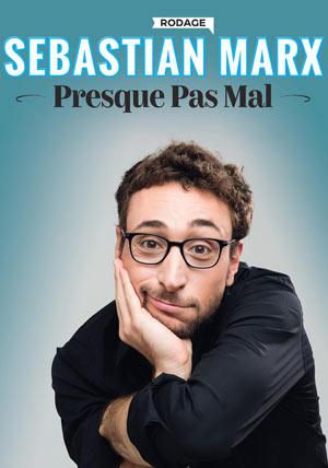 SEBASTIAN MARX ESPACE GERSON spectacle de café-théâtre