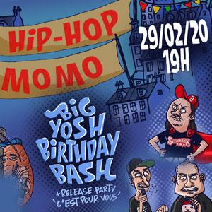 YOSHI DI ORIGINAL PRESENTE LA CLEF - ST GERMAIN EN LAYE concert de rap hip-hop