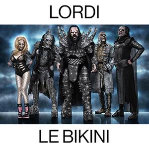 LORDI LE BIKINI concert de hard-rock métal