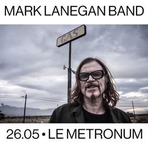 MARK LANEGAN BAND LE METRONUM concert de rock