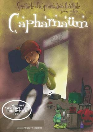 Plus d'infos sur l'évènement CAPHARNAUM