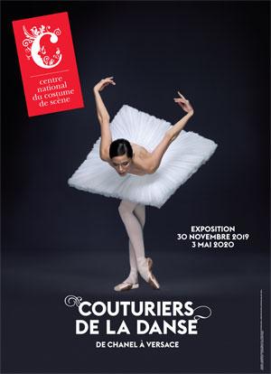 COUTURIERS DE LA DANSE Centre National du Costume de Scène exposition