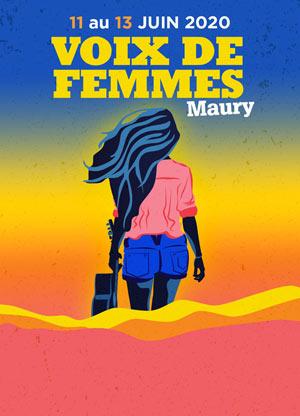 Plus d'infos sur l'évènement FESTIVAL VOIX DE FEMMES 2020