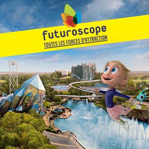 FUTUROSCOPE - BILLET SOIRÉE LE FUTUROSCOPE événement