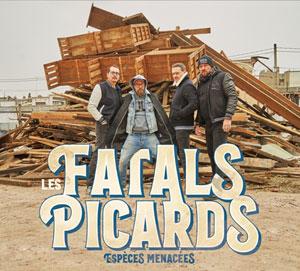 LES FATALS PICARDS + LEONDI ESPACE CHAMBON concert de musique d'Europe