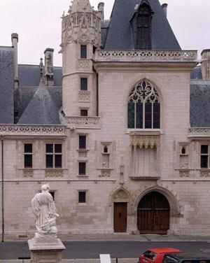 PALAIS JACQUES COEUR Palais Jacques Coeur visite de monument