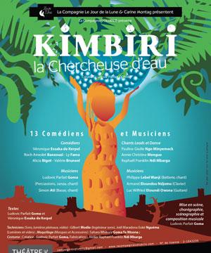 Plus d'infos sur l'évènement KIMBIRI, LA CHERCHEUSE D'EAU