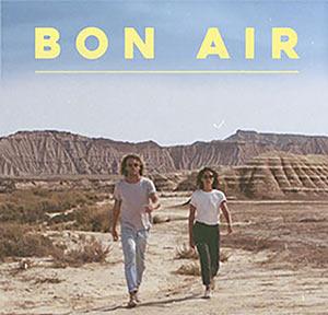 BON AIR + MORGANE IMBEAUD I.Boat concert de chanson française