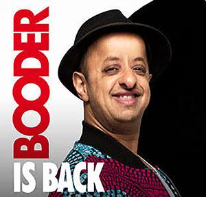 BOODER IS BACK LA SCENE DE STRASBOURG one man/woman show