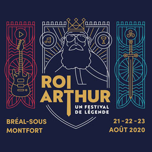 Plus d'infos sur l'évènement FESTIVAL LE ROI ARTHUR - PASS JOUR