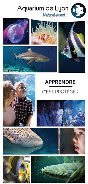 AQUARIUM DE LYON Aquarium de Lyon événement
