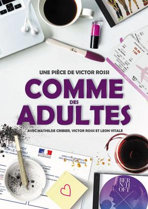 COMME DES ADULTES