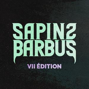 SAPINS BARBUS - FESTIVAL ROCK TERRAIN INTERCOMMUNAL DE LA BRUCHE concert de rock