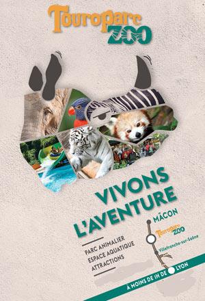 TOUROPARC ZOO - BASSE SAISON TOUROPARC visite de parc animalier